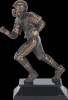 Action Sport Football Awards Fantasy Football Trophies