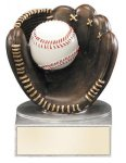 Color Tek Baseball Award Baseball Resins