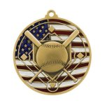 PM Medal -Baseball  Baseball Trophy Awards