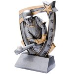3D Resin Baseball Baseball Trophy Awards