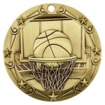 World Class Medal -Basketball Basketball Medals