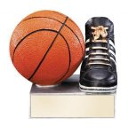 Color Tek Basketball Award Basketball Resins