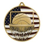 PM Medal -Basketball  Basketball Trophy Awards