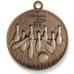 Bowling Medal Bowling Medals
