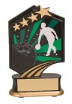 Bowling Resin Trophy Bowling Resins