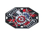 Cheerleader Street Tags Dog Tags