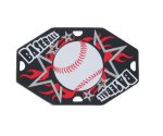 Baseball Street Tags Dog Tags