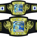 Victory Champion Award Belt Fantasy Football Trophies