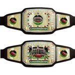 Fantasy Football Championship Belt Fantasy Football Trophies