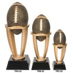 Football Tower Resin Fantasy Football Trophies