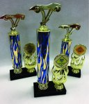 Flame Series Trophies Set  Flame Series Trophies