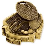 Stadium Medal -Football  Football Medals