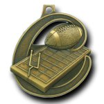 Champion Medal -Football Football Medals