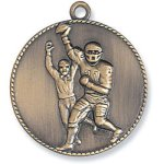 Football Medal Bronze Football Medals