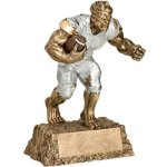 Football, Monster Resin Football Resins