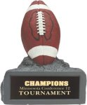 Football - Colored Resin Trophy Football Resins