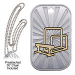 Gymnastics Dog Tag GL Series Dog Tags