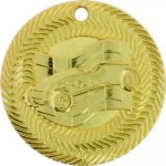 Vortex 3 Pinewood Derby Medals  Illusion Medal Awards