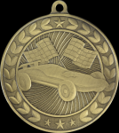Illusion 2 1/4 Pinewood Derby Medals Racing Trophy Awards