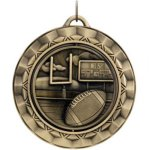 Football Spin Spinner Medals