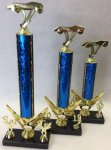 Winged Riser Trophy Set  Winged Riser Trophies